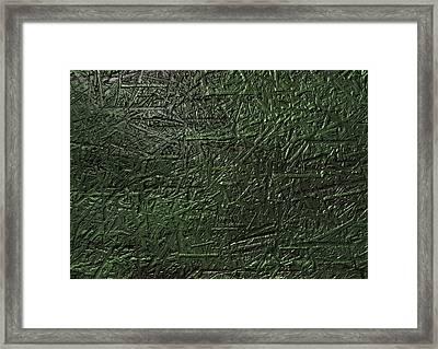 Hintereus Framed Print by Jeff Iverson