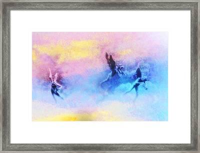 Hippie Heaven Framed Print by Bill Cannon