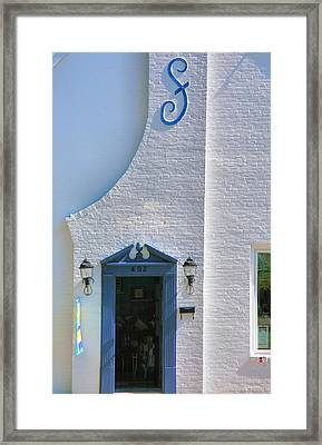 Historic House I Framed Print by Steven Ainsworth