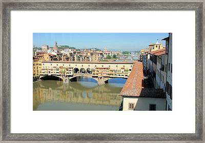 Historic Treasures Framed Print by