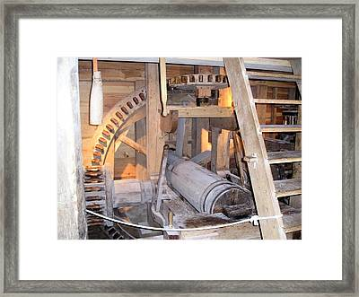Historic Works Framed Print by