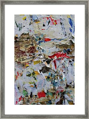 History Of Prague Framed Print by Jason Wolters