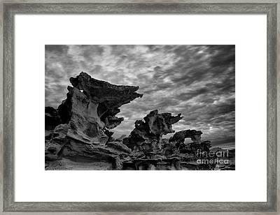 Hobgoblins Framed Print by Keith Kapple