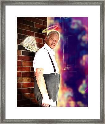 Holden.angelic 2 Framed Print