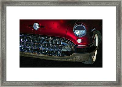 Holiday 98 Framed Print by Chuck Re