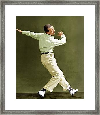 Holiday Inn, Fred Astaire, 1942 Framed Print by Everett