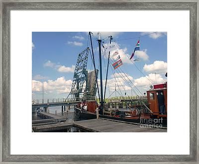 Holland Framed Print by Anastasis  Anastasi