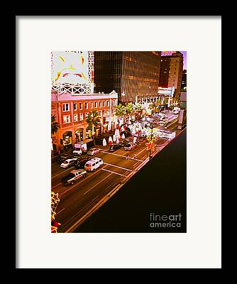Kodak Theatre Paintings Framed Prints