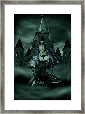 Holy War Framed Print by Jeremy Martinson