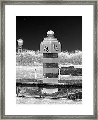 Homage To Ace Framed Print by David Bearden