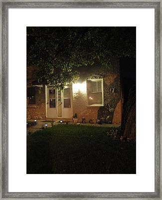 Home Front Framed Print by Guy Ricketts