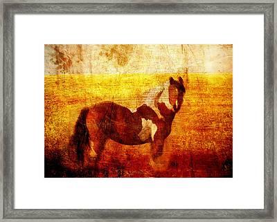 Home Series - Strength And Grace Framed Print by Brett Pfister