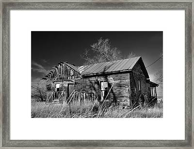 Homestead Framed Print