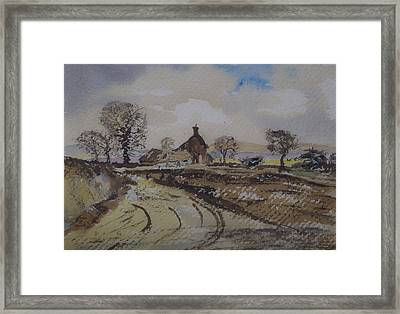 Homeward Bound Framed Print by Rob Hemphill