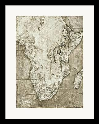 Evolution Of Humanity Framed Prints