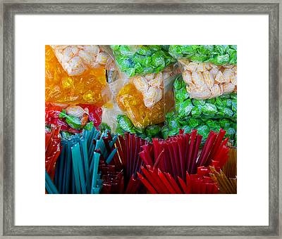 Honey Framed Print by Michael Friedman