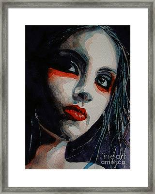 Honky Tonk Woman Framed Print by Paul Lovering