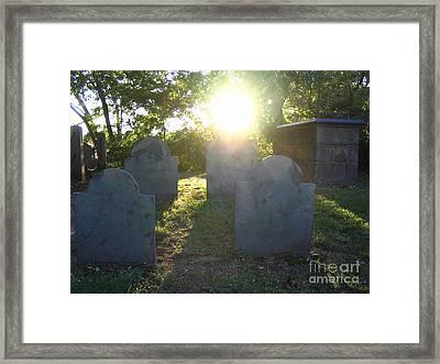 Hope Eternal Framed Print
