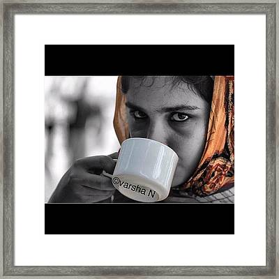 Hope U Ppl Like Dis Framed Print