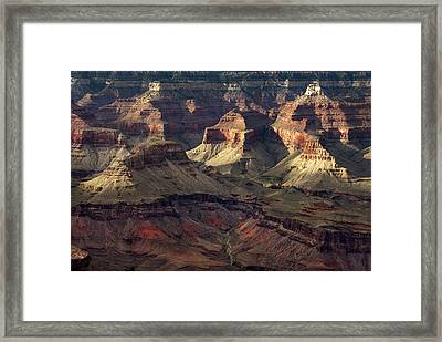 Hopi Point Framed Print by Cindy Rubin