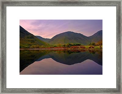 Horizon Line Framed Print by Svetlana Sewell