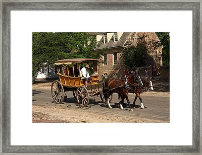 Horse Drawn Wood Wagon Photograph By Sally Weigand