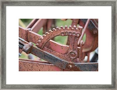 Horse Powered Framed Print