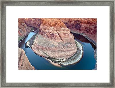 Horseshoe Bend 1 Framed Print