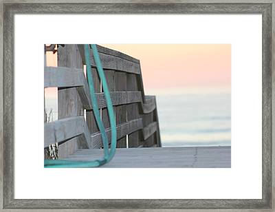 Hose Framed Print by Static Studios