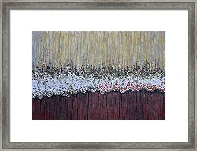 Hot Breath Framed Print by Kate Tesch