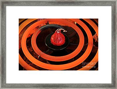 Hot Chocolate Framed Print by Luke Moore