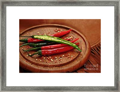 Hot Pleasures From Mexico Framed Print by Inspired Nature Photography Fine Art Photography
