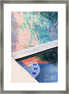 Hot Tub Framed Print by Jeremy Woodhouse