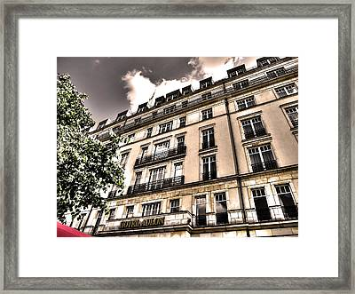 Hotel Adlon - Berlin Framed Print