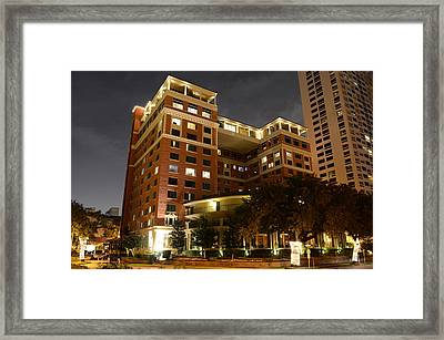 Hotel Zaza Framed Print by David Morefield