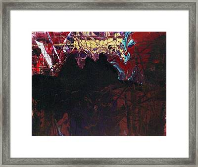 How Can The World Turn Its Back On Syria Framed Print