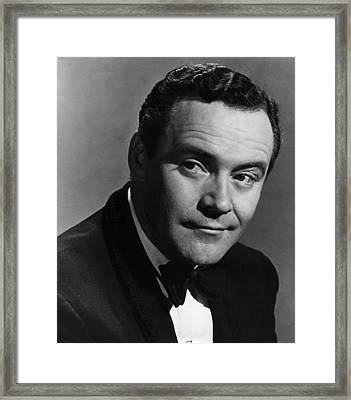 How To Murder Your Wife, Jack Lemmon Framed Print by Everett