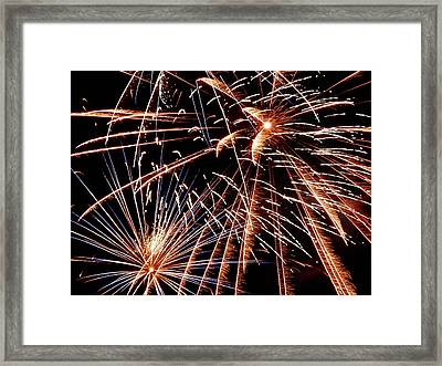 Framed Print featuring the digital art How You Make Me Feel by Angelia Hodges Clay