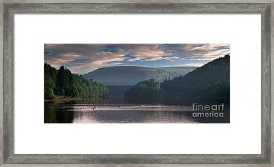 Howden Dawn Framed Print