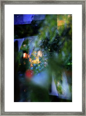 Framed Print featuring the photograph Hues - Forms - Feelings   by Richard Piper