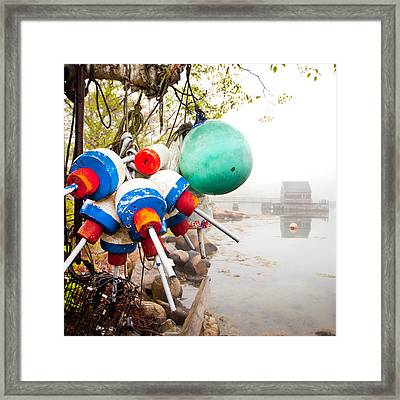 Hung Out To Dry Framed Print by Don Powers