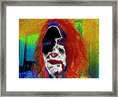 Hunger Artist Framed Print by Rdr Creative