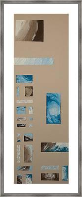 Hurricane 1 Framed Print by Alison Quine