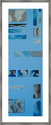 Hurricane 3 Framed Print by Alison Quine