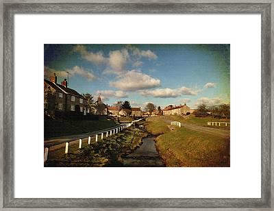 Hutton-le-hole Framed Print