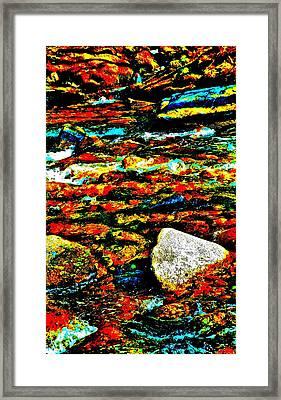 Hyper Grafton 74 Framed Print by George Ramos