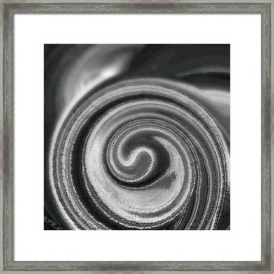 Hypnotic Dream. #goodmorning! Framed Print