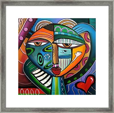 Hypnotik Framed Print by Tom Fedro - Fidostudio