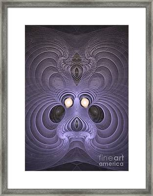 Hypnotized Framed Print by Sipo Liimatainen