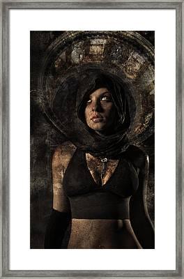 Hypnotized Framed Print by Torgeir Ensrud